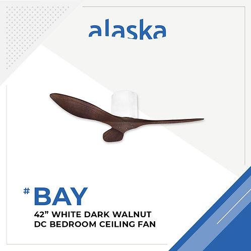 Alaska BAY - Hugger with Dark Walnut Blade