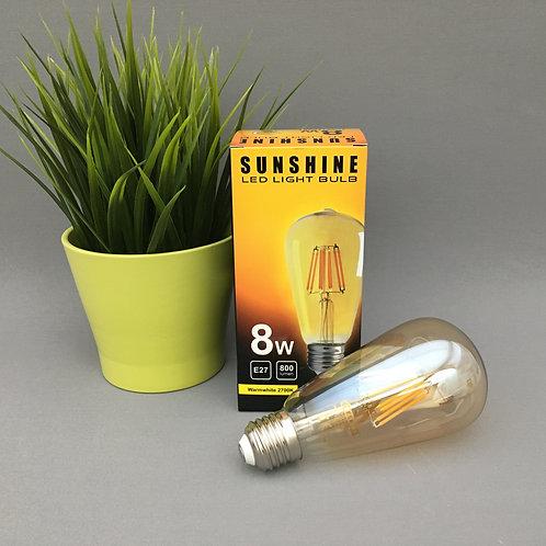 ST64 Filament Bulb - 2700K