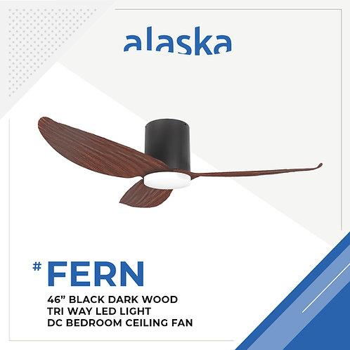 "Alaska FERN 46"" - Darkwood"