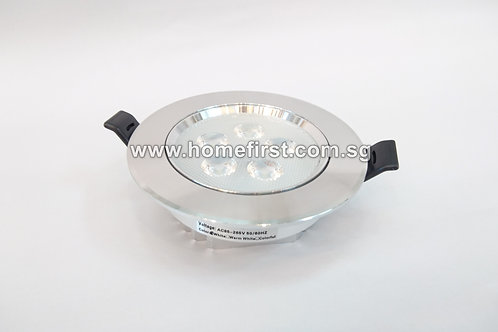 LED Round Downlight (High Gloss)