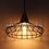Thumbnail: Simple Mesh Design Pendant Light ~ PL-FL0062A