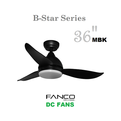 Fanco B-Star 36""