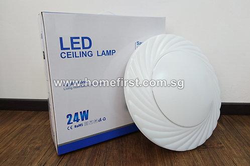 Seashell Design LED Ceiling Light ~ 15W & 24W