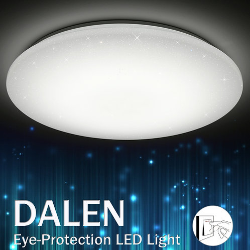DALEN N3 Series LED Ceiling Light: DA-C103X-24W