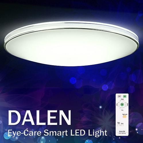 DALEN Smart-RC Series LED Ceiling Light: DA-C102-28W