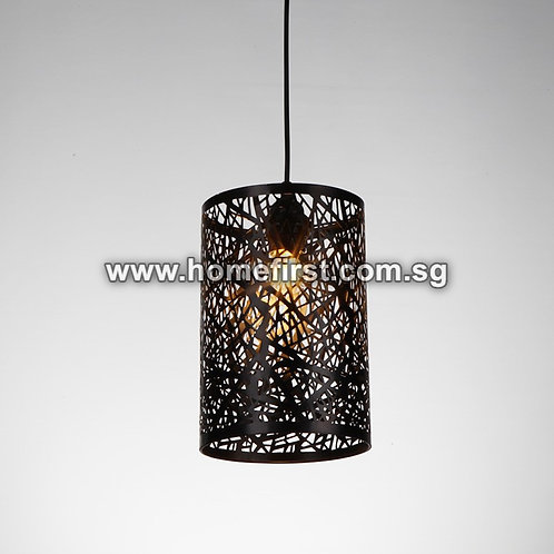 Nostalgic Mesh Cyclinder Pendant Light ~ PL-XD001