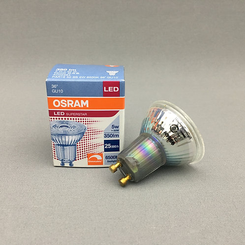 OSRAM LED GU10 (6.5W) - Dimmable 4000K