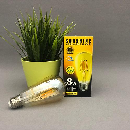 ST64 Filament Bulb -DIM