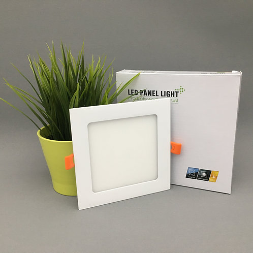 Square LED Downlight (6/9/12/18W) with Safety Mark Driver