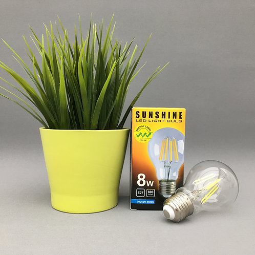 A60 Filament Bulb - 6500K