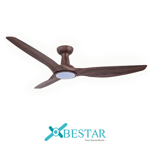 "Bestar SLEEK 60"" -WOOD"