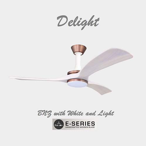 Delight - BNZ+White Wood