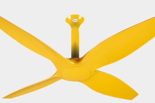 "Fanztec 60"" Designer Ceiling Fan without Light"