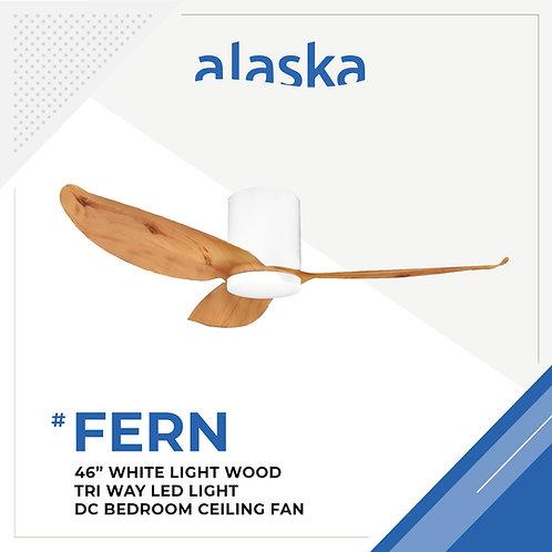 "Alaska FERN 46"" - Light Wood"
