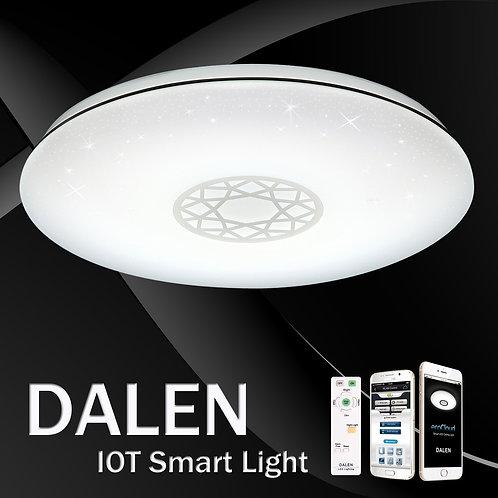 DALEN Smart-RC Series LED Ceiling Light: DA-C216TX-38W