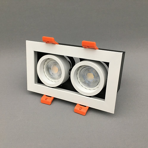 Spotlight Fixture SL-CG705-2WH