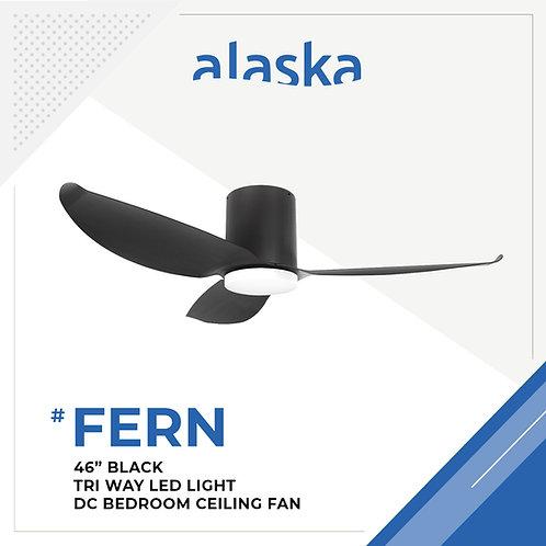 "Alaska FERN 46"" - Black"