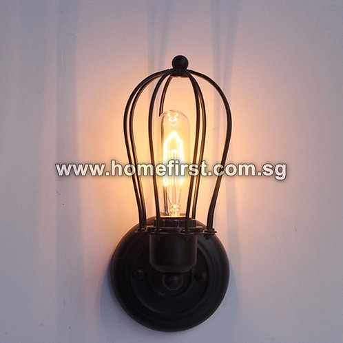 Vintage European Style LED Wall Light