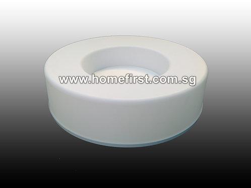 Round White LED Ceiling Light