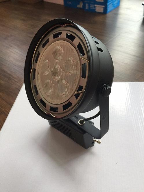 Track Light with LED-AR 8W WW Bulb