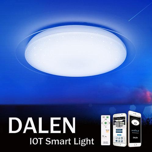 DALEN Smart-RC Series LED Ceiling Light: DA-C417-38W