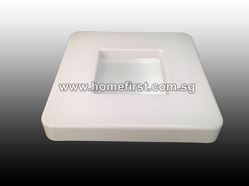 Square Acrylic LED Ceiling Light