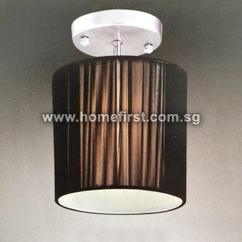 Cylinder Lace Design Ceiling Light