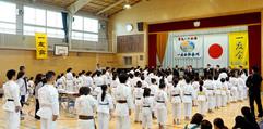 一友会神奈川「修練大会」