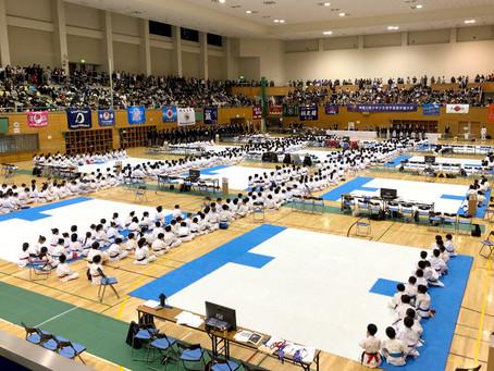 2018 第24回神奈川県少年少女空手道選手権大会(小学生の部)