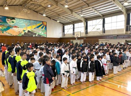 横浜北松濤館 練習試合