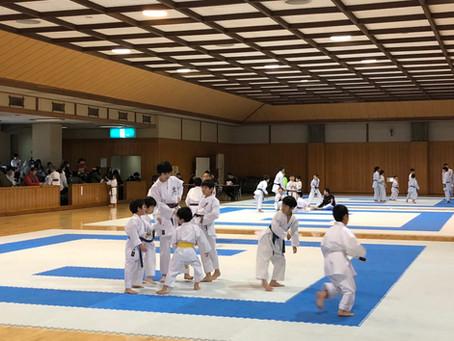 神奈川県強化部 組手セミナー2019