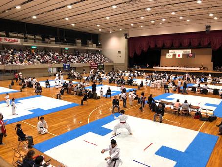 2019 第54回 横浜市空手道競技大会