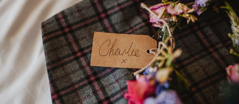 Charlie & Lorelle - The Barn at Willerby