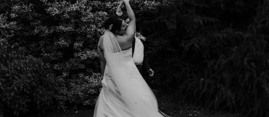 Katy & Ash - Horton Grange Wedding