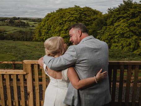 Microwedding with a view at South Causey Inn // Richie & Carol