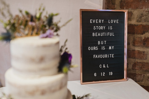 LGBT alternative vegan wedding photography hull west yorkshire vegan wedding cake