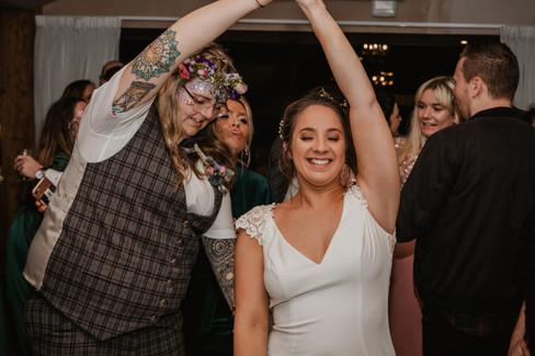 LGBT alternative vegan wedding photography hull west yorkshire 5