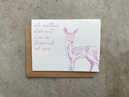 Mother Deer-est