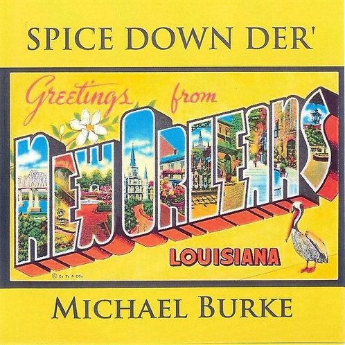 Spice Down Der'