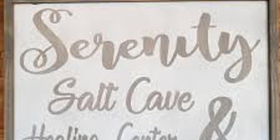 Sound Journey at Serenity Salt Cave & Healing Center