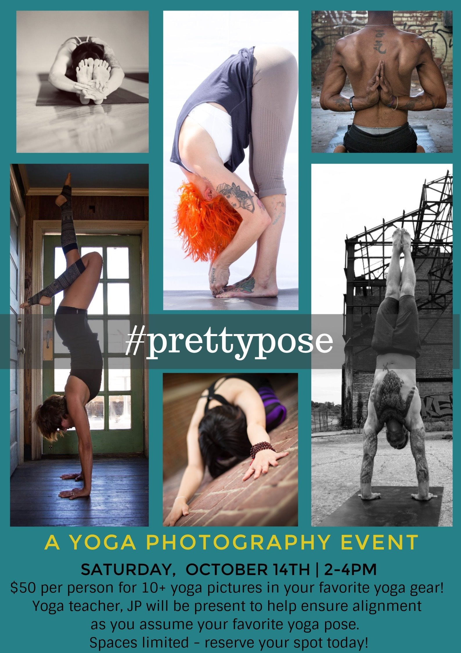 #prettypose - 2