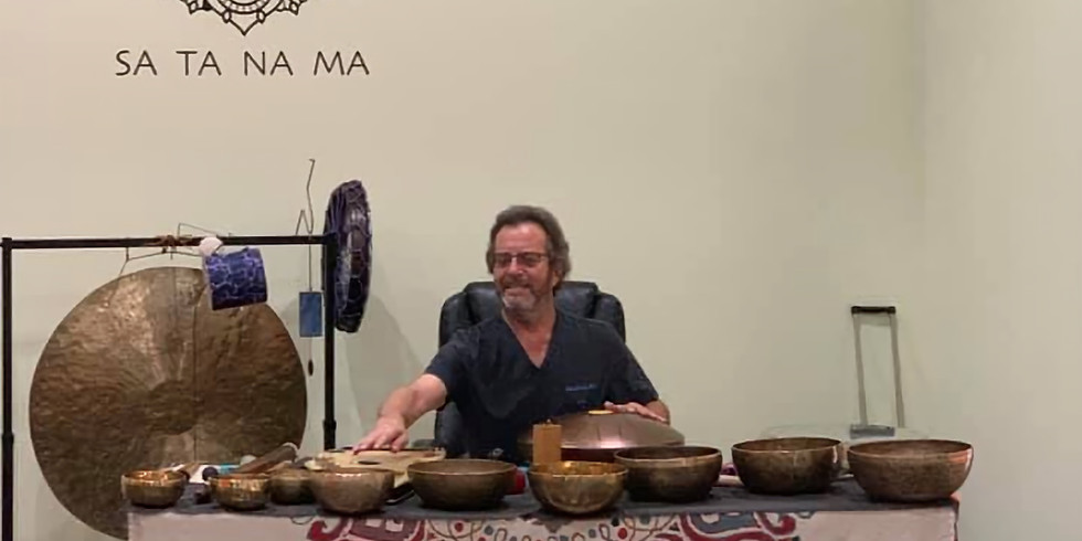 Sound Journey at A Mindful Movement