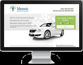 Meemic_Auto Insurance Quoter