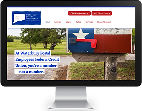 Waterbury Postal Employees FCU_Website