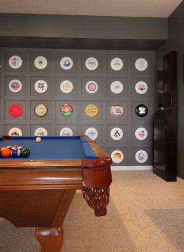 Frisbee Wall