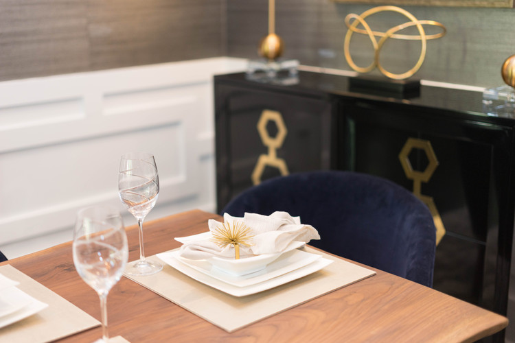 Hasentree Formal Dining Room