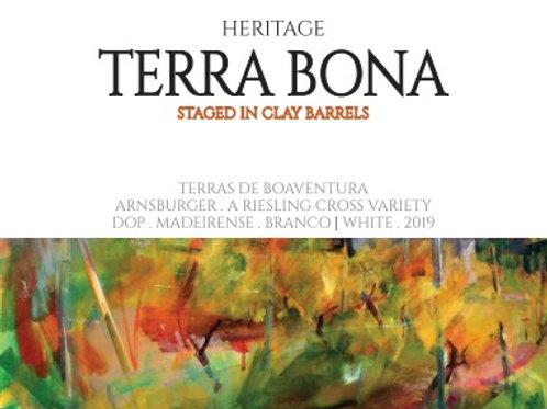 Heritage Terra Bona 2019 Clay Barrels