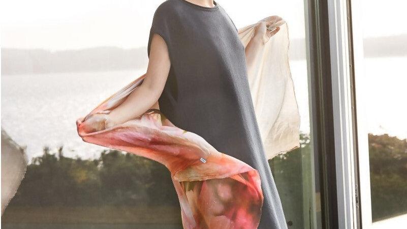 Gladys Tunic/ Dress (Stone)
