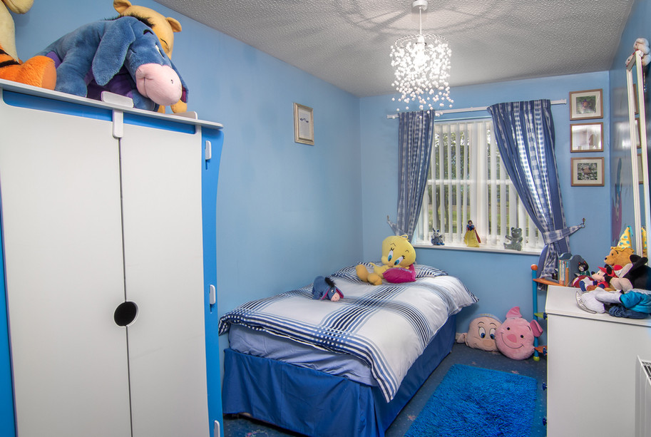Bluebell Wood Second Bedroom