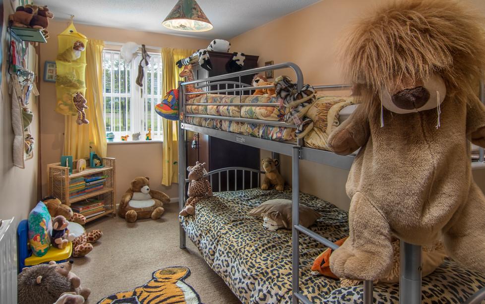 Animal Kingdom Second Bedroom